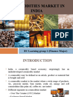 Fm Ppt_commodities Mkt
