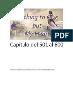 501 600 Destinos Entrelazados Por Un Deseo Oculto
