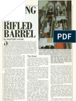 THE MAKING OF A RIFLED BARREL - Target Gun - Kolbe