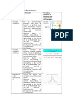 Tarea 3 Experimentos aleatorios y distribuciones de Probabilidad.
