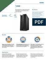 streamvault-501e-workstation-datasheet