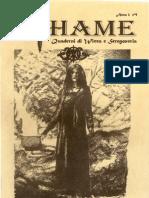 Athame n°5 - Quaderni di Wicca e Stregoneria