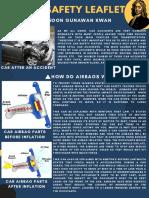 Car Safety Leaflet