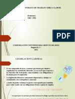 ACT. 2 LEGISLACIÒN contrato de trabajo