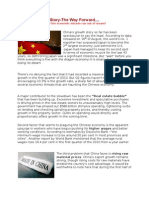 Chinese Economy-The Project