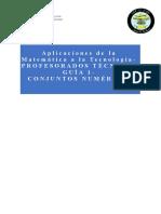 2021 - GUIA 1 - Conjuntos Numéricos