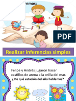 Inferencias Simples Para Niños