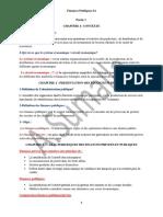 Finance publique  Partie 1