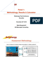 "1 - The Railenergy Approach ""Energy Efficiency Management"""