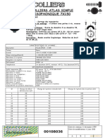 00108036 COLLIER ATLAS SIMPLE ISO 7X150