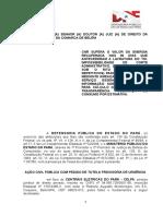 Acao Dpe Mppa vs Celpa Impossibilidade Cortes Administrativos Abril 2019