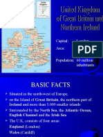 United Kingdom prezentace