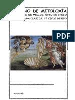 Solucións Caderno de Mitoloxía. 2ª Avaliación