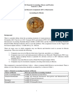 Bitcoin old assignment