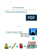 TPM BASICS AND AM STEP 1 TO 5
