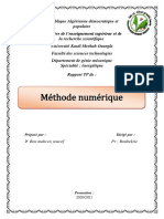 youcef TP1 méthode numérique