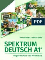 Spektrum Deutsch A1+ Kurs- Und Arbeitsbuch_Kapitel1+2