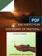 PLAN DIOCESANO PASTORAL - presentación