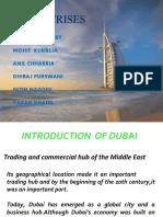 INTRODUCTION OF DUBAI