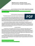 4º e 5º SEMESTRE CCO 2021 - PRODUÇÃO TEXTUAL INTERDISCIPLINARO - Horizontalização Empresarial de Uma Empresa Comercial; Aspectos Tributários, Administrativos e Contábeis.