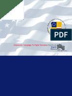 Campaign to Fight Terrorism Brochure