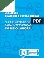 Guia Intervenção Meio Laboral_Drogas