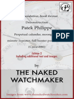 Patek Philippe , Perpetual Calendar, Moonphase, Minute Repeater , Full Hunter Pocket watch - Horology Deconstructed by The Naked Watchmaker (z-lib.org)