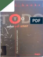 bell hooks - Todo sobre el amor-Ediciones B (2000)