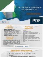 Proyecto Boda