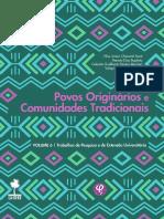 049 - Povos originários e comunidades tradicionais, vol 6