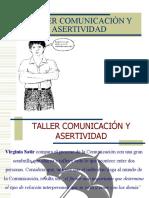 Taller Comunicacion y Asertividad
