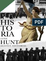 「Hunt, Lynn」 Historia. Por Qué Importa (Alianza Editorial)