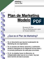 Plan de Marketing Modelo