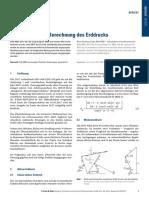 [PAPER] Hettler, A. (2017). Neue DIN 4085 - Berechnung des Erddrucks. Bautechnik, 94(7), 459–467.