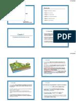 Chapitre 1 Evaluation des besoins en eau AEP