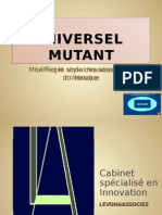 Projet Social Universel  Mutant 2011©®
