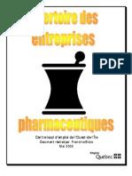 Entreprise en Bio Pharma 1