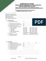 Instrumen pemantauan BOS reguler dan BOS buku