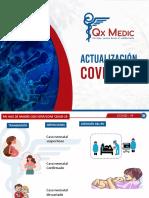 Covid-19 y Pediatría Actualizado