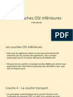 3.6 Les couches OSI inférieures