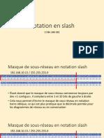 8.1 06-08 Notation en slash
