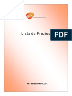Lista Precios GSK Nov-17
