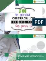 EVALUACIÓN FINANCIERA II - MARGEN DE VENTAS (1)
