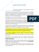 INMUNIDAD FRENTE A BACTERIAS v2