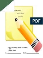 Le francais au quotidien! Module 1 FRA-P101-4-20100531-151636