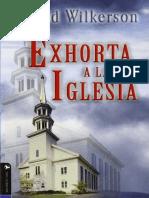 Wilkerson-Exhorta a La Iglesia