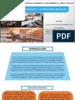 GRUPO 03. CARPINTERÍA DE MADERA Y CARPINTERÍA METÁLICA