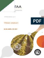 Relevamiento de Tecnología Aplicada (ReTAA) correspondiente a la campaña 2020/2021.