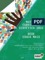 Matriz Curricular Sintética 2021 - Rede Educa Mais - SUPCETI (1)