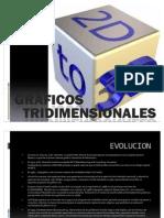 Gráficos Tridimensionales (3D)